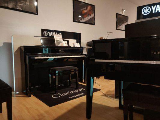 Musikgeschäft Klavier