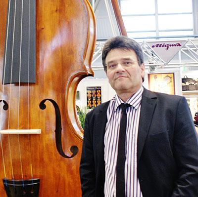 Roland Fuchs von Musikhaus Fuchs
