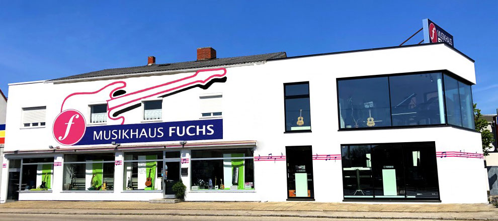 Musikhaus Fuchs Über uns
