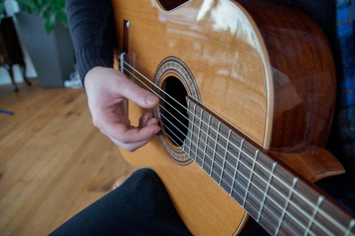 Musikunterricht Gitarre Linz