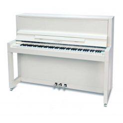 Feurich Klavier Mod. 115 - Premiere in Weiß Chrom