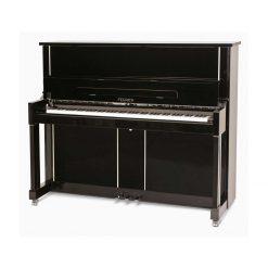 Feurich Piano Mod 125 - Design in Schwarz Chrom
