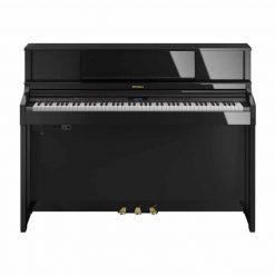 Roland LX7 E-Piano schwarz hochglanz