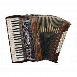 Beltuna Alpstar IV 96 Helikon / Register Pianoakkordeon