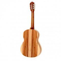 Höfner HGL5 klassische Gitarre hinten
