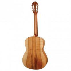 Höfner HGL10 Konzertgitarre hinten