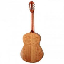 Höfner HGL9 Klassische Gitarre hinten