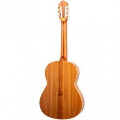 Höfner HZ23 Konzertgitarre hinten