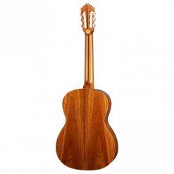 Höfner HZ25 Konzertgitarre hinten