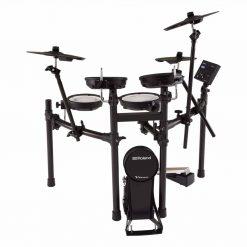 Roland TD-07KV E-Schlagzeug von hinten