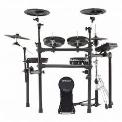 Roland TD-27K E-Schlagzeug von hinten