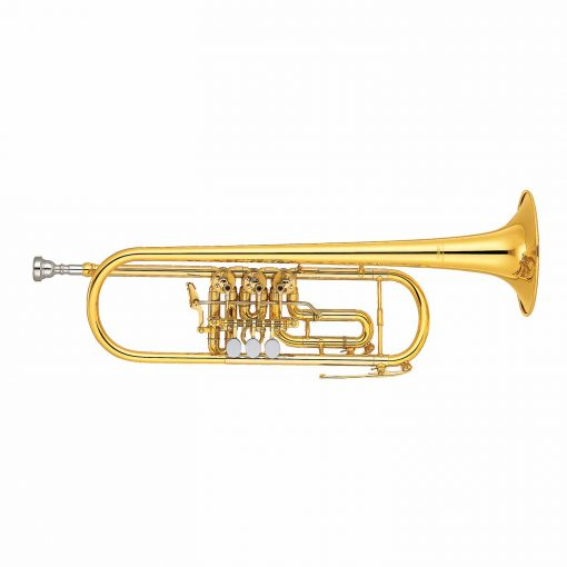Yamaha YTR-436G Drehventil-Trompete